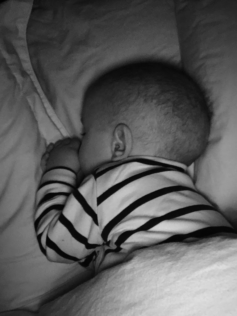 Baby-Sleeping-after-Cry-it-Out-Method